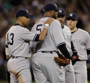 Yankees Mariners Baseball